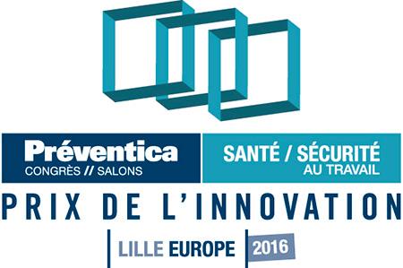 Prix de l'innovation Santé / Sécurité Salon Préventica 2016